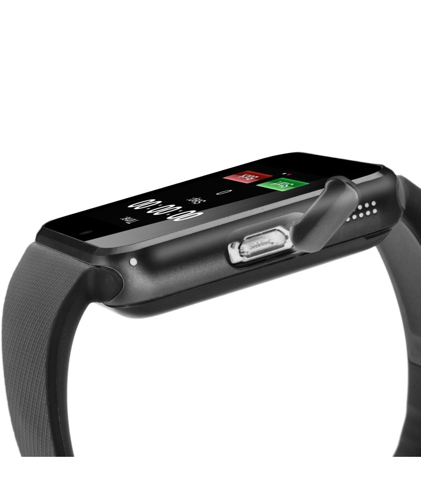 Resultado de imagen para smartwatch gt08 black