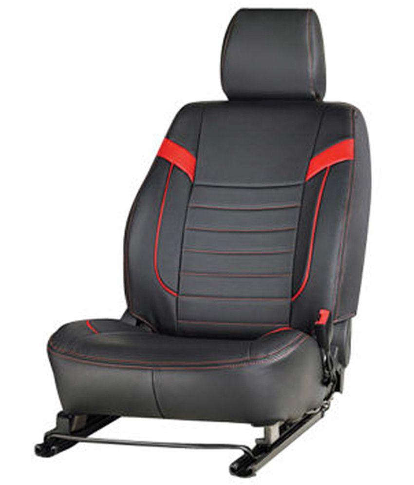 Elaxa Seat Cover For Hyundai Grand I10 Black Buy Elaxa