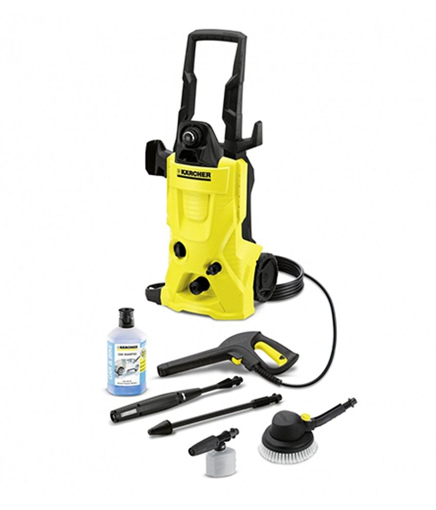 Karcher Home Cleaning Utility Prices In India Thu Nov 08 2018 Wd4 Mv 4 Premium Vacuum Cleaner Wet And Dry K4 Car Yellow Black Plastic Washer