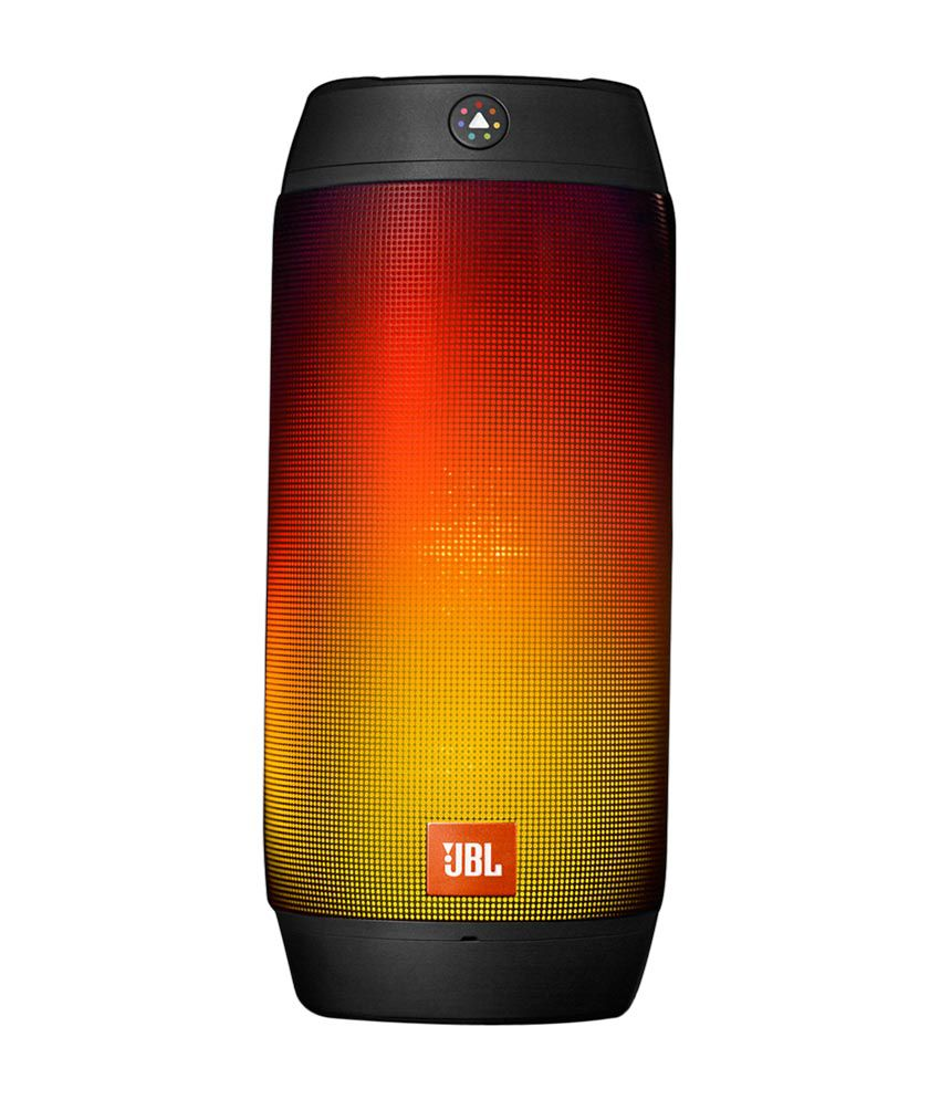 jbl pulse 2 portable bluetooth speaker black buy jbl. Black Bedroom Furniture Sets. Home Design Ideas