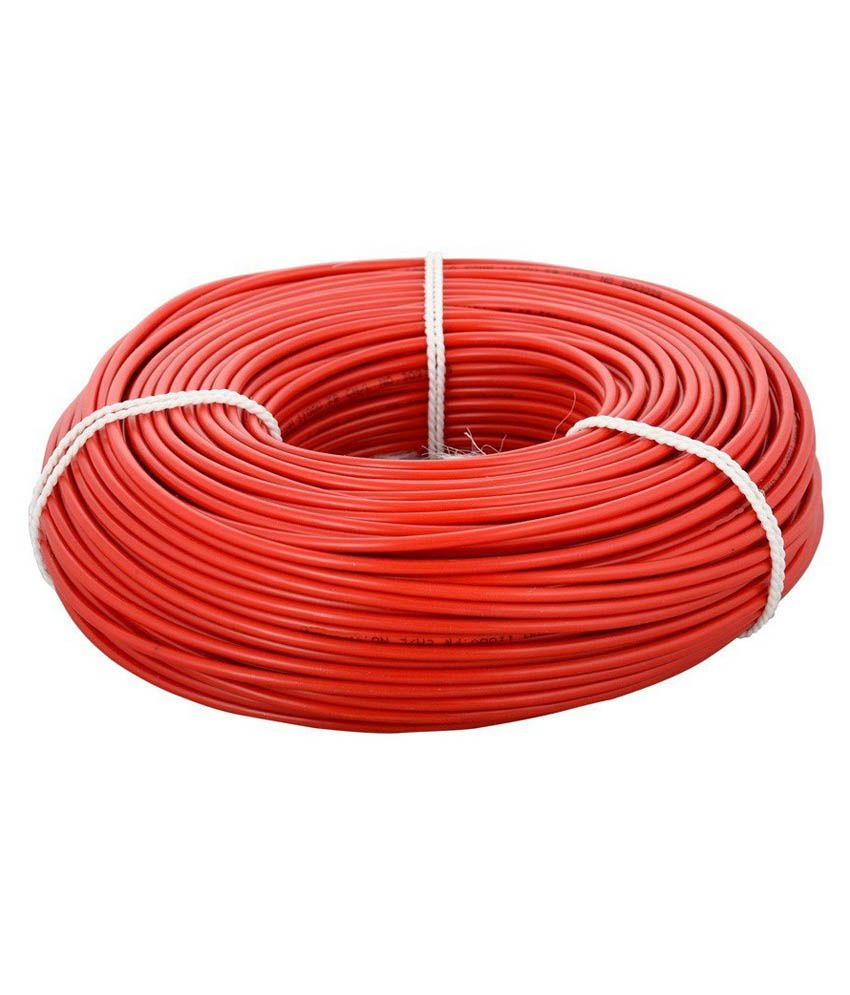 Incredible Buy Nav Light 1 5 Square Mm Red Copper Wire Online At Low Price In Wiring Database Pengheclesi4X4Andersnl