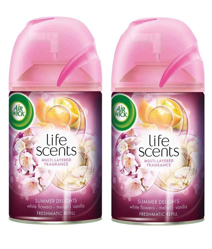 Airwick Freshmatic Refill Life Scents Summer Delights 250 Ml
