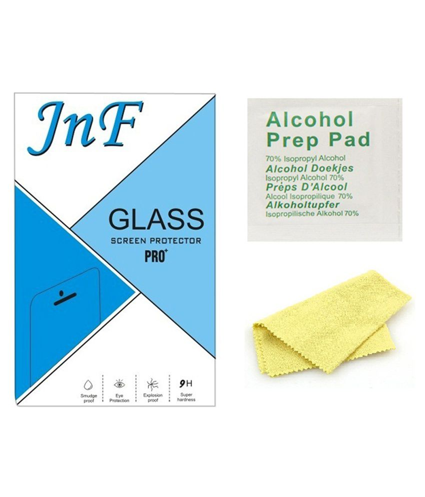 JNF Tempered Glass Screen Guard for LG Nexus 4