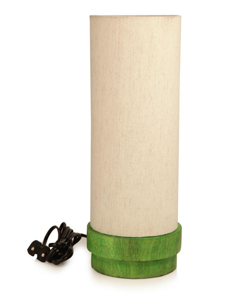 ExclusiveLane Table Lamp Night Lamp White