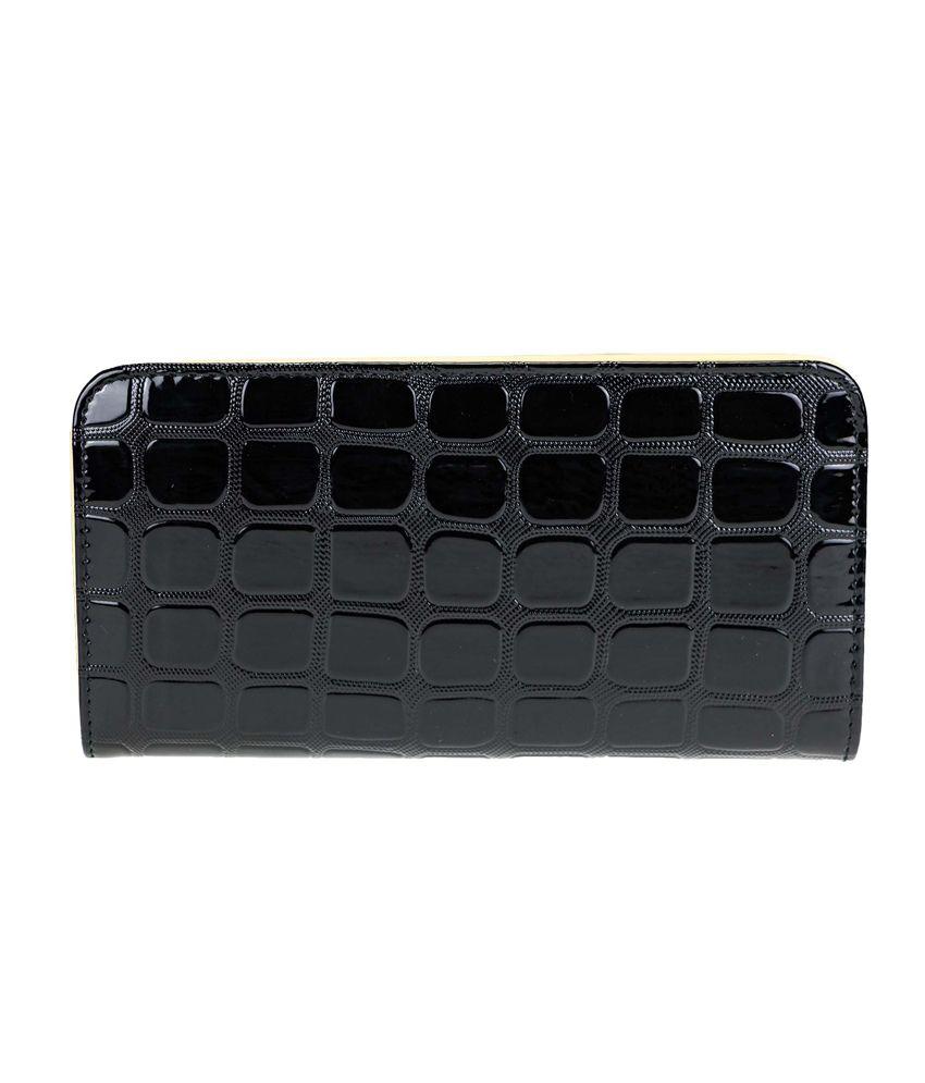 Genious Black Formal Wallet