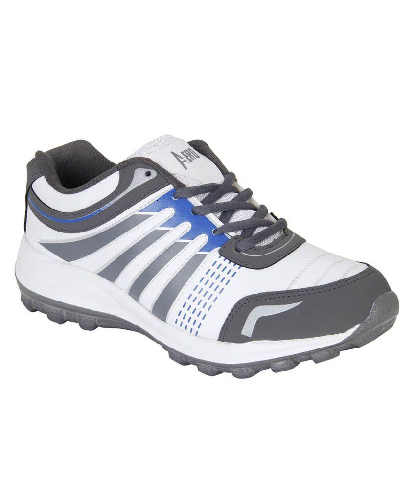 Aero Gray Sport Shoes