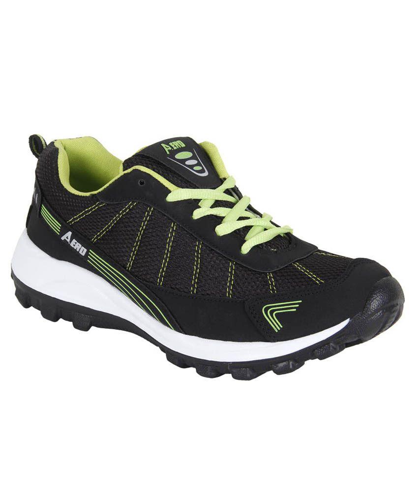 Aero Green Sport Shoes