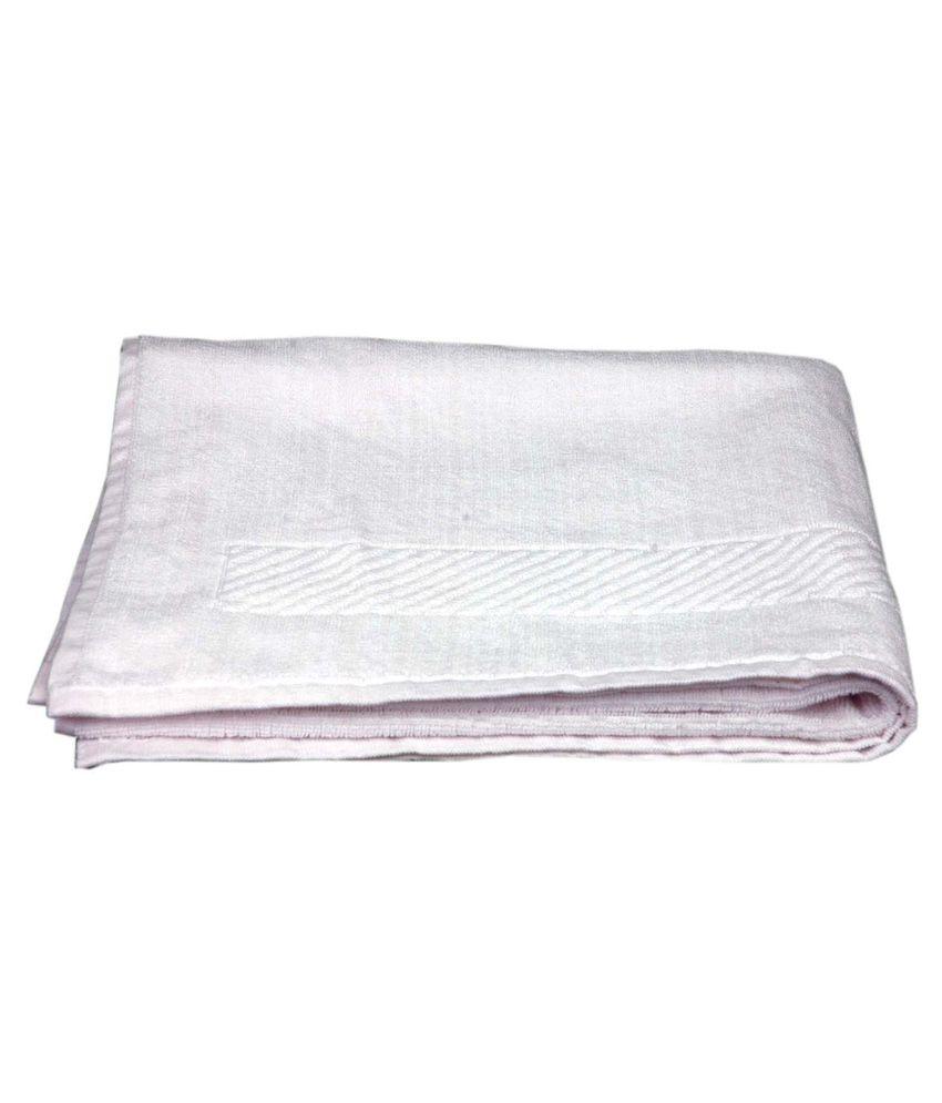 Berrysoft Single Cotton Bath Towel Orange Best Price In