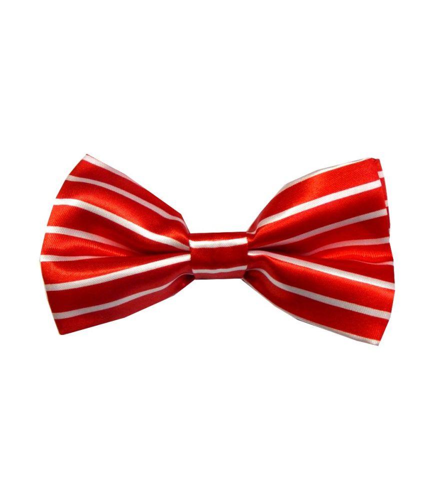 Navaksha Red Formal Necktie