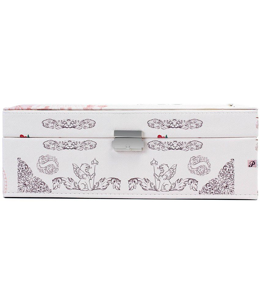 UberLyfe Paris Memento Jewellery Box