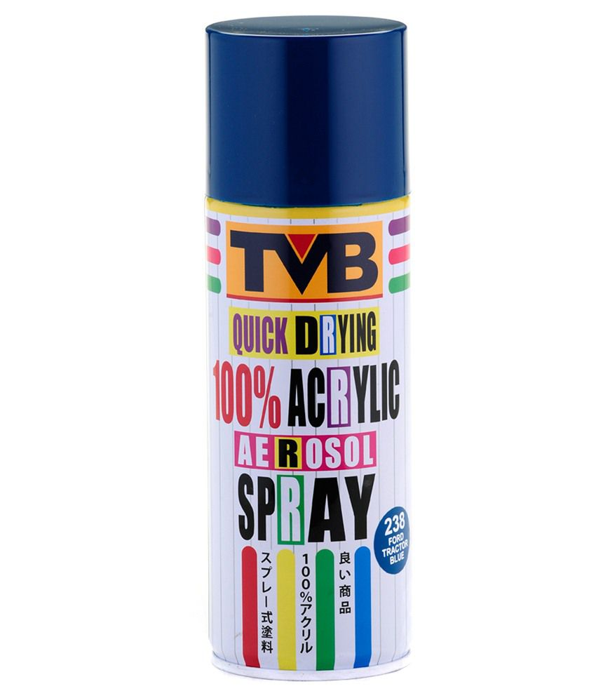 Tvb Ford Tractor Blue Spray Paint Buy Tvb Ford Tractor Blue Spray Paint Online At Low Price In