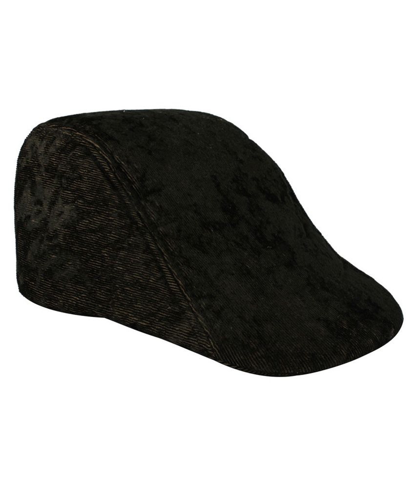 Indian Heritage Black Golf Cap - Buy Online   Rs.  4d557bad183