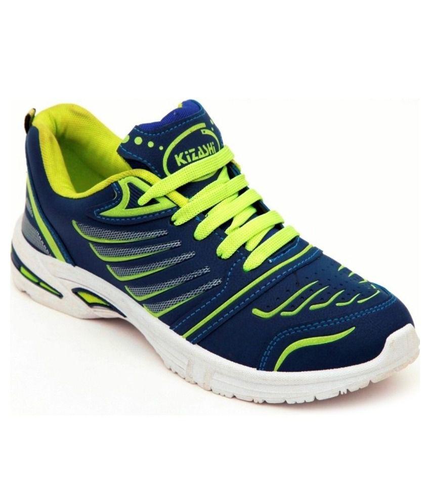 Nexa Blue Lifestyle Sports Shoes