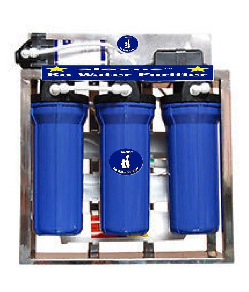 Alexus 25 Ltr 25 Ltr Ro Reverse Osmosis (RO) Water Purifiers
