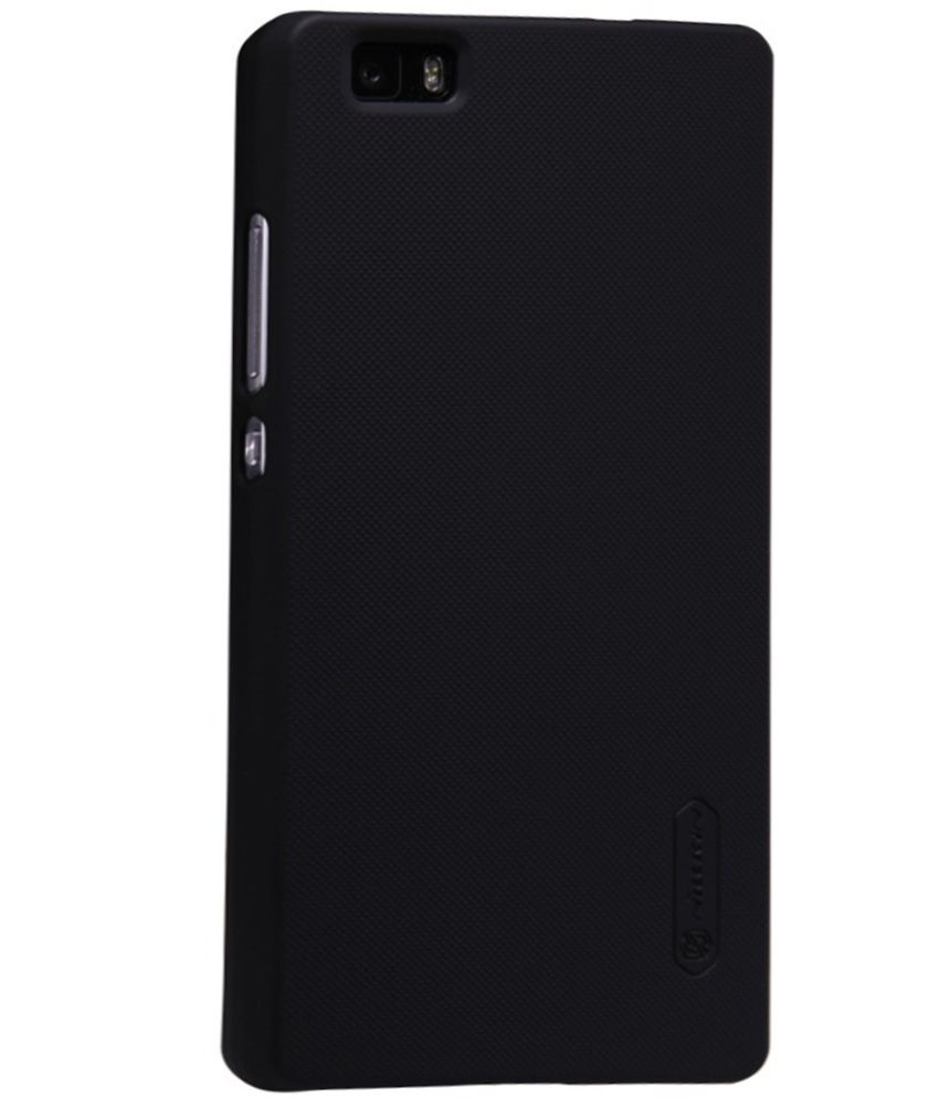 Backer-The-Brand-Back-Cover-Cases-For-Huawei-Back-Cover-Forhuawei-P8lite-Black