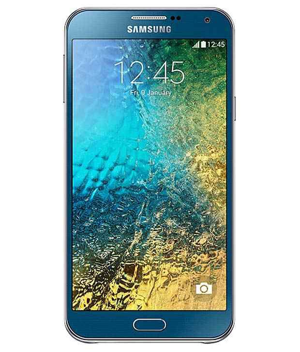 Samsung E700H 16Gb - Blue
