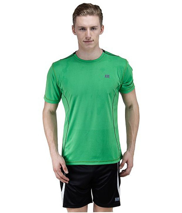 T10 Sports Green Bee-Hive Jersey
