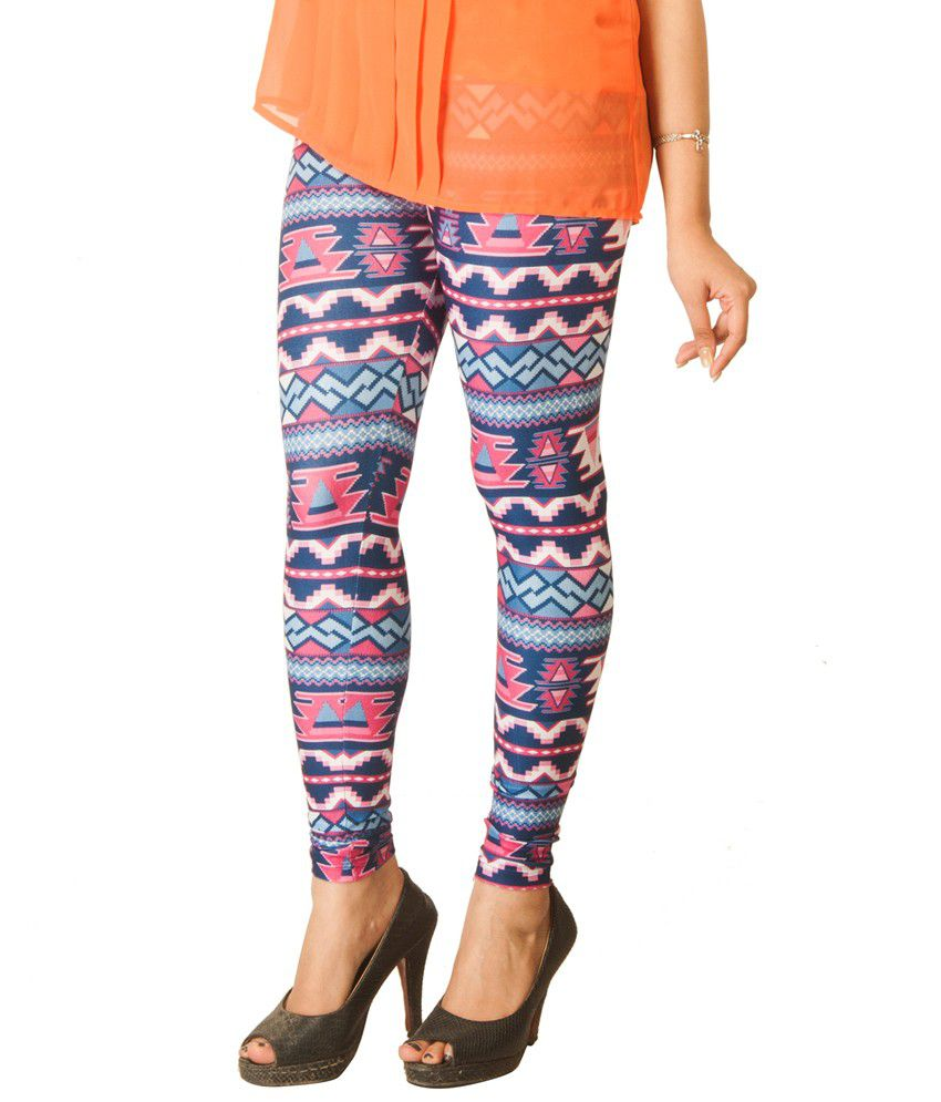 Printed Leggings Snapdeal