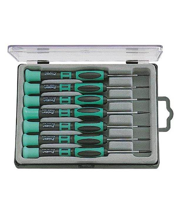 Proskit 8PK-081A Electronic Screwdriver Set (7 Pc)