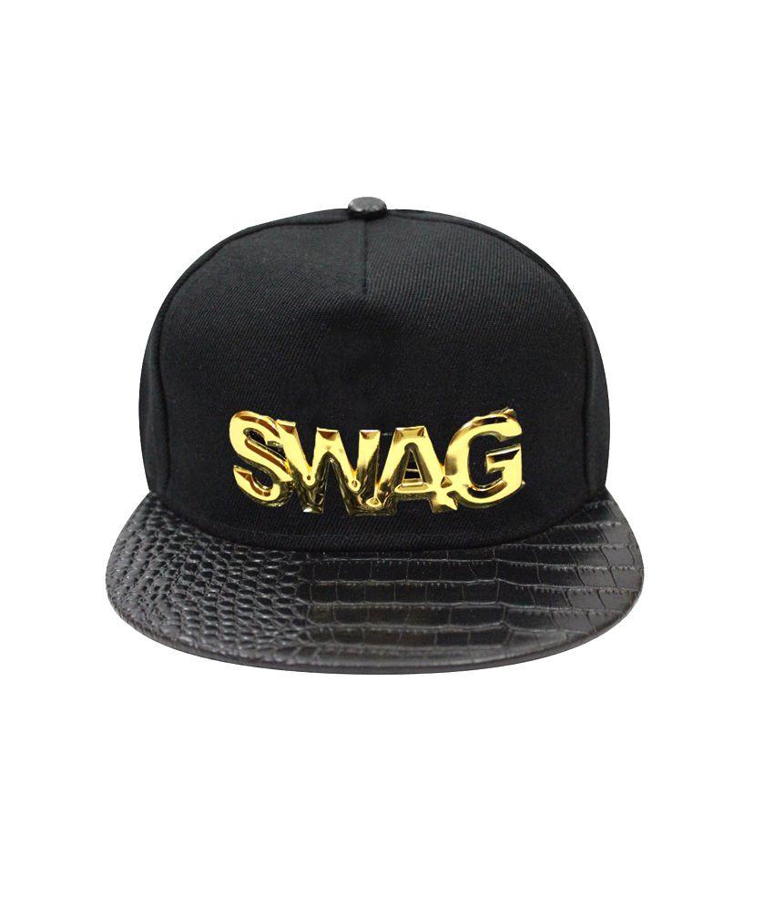 db79e58cee0e2 Takeincart Swag 3D Snapback Cap - Buy Online   Rs.