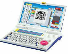 PraSid English Learner Laptop For Kids - 20 Acitivites