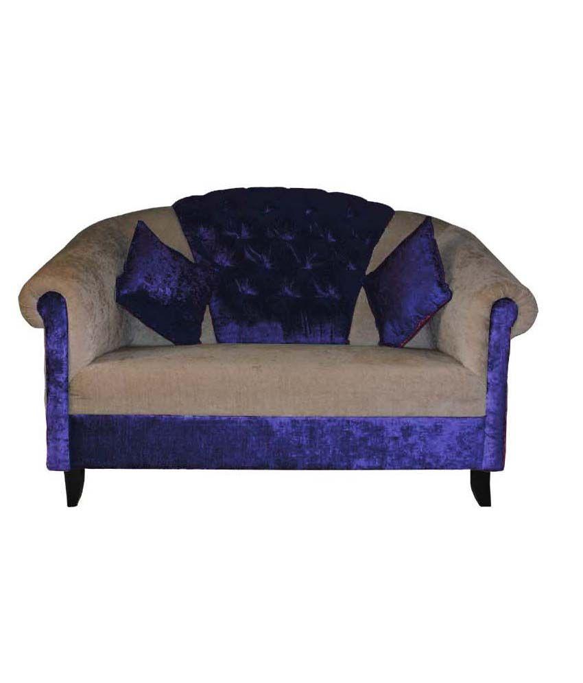 Heritage 2 Seater Sofa Set