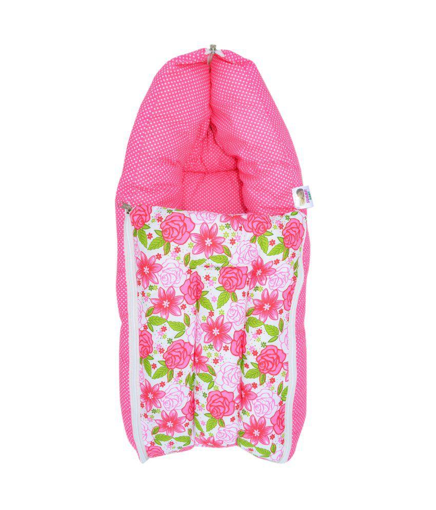 Younique Multi-Colour Cotton Sleeping Bags ( 60 cm × 55 cm)