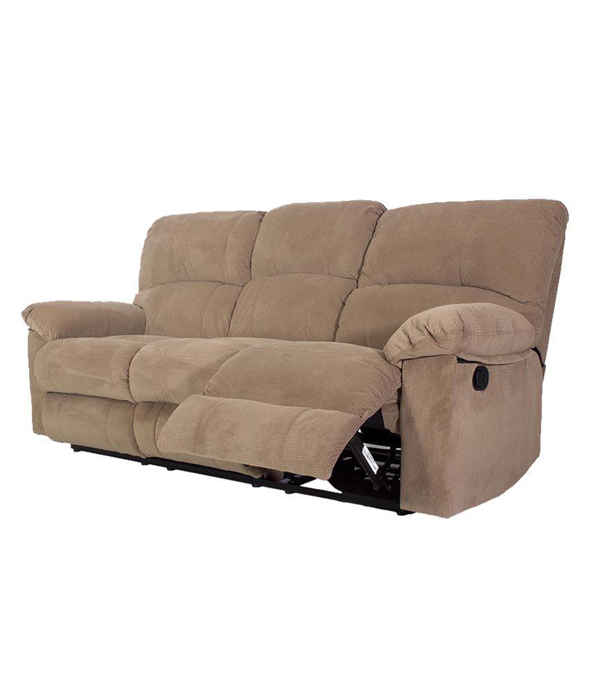Amaze Recliner Sofa Set 3 2 1
