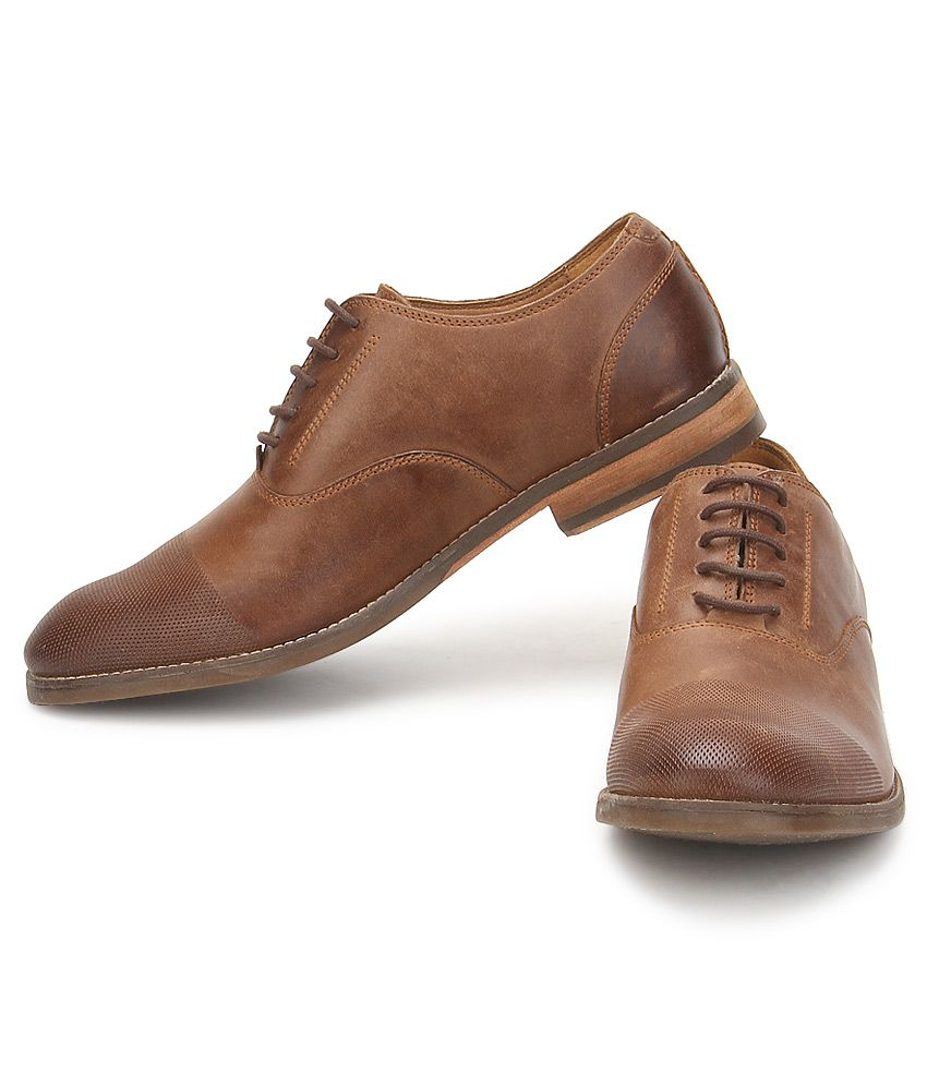 sneakers for cheap amazing selection new cheap Clarks Brown Formal Shoes