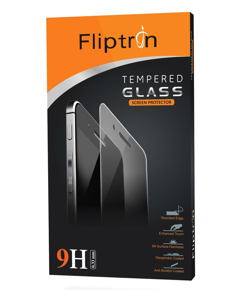 Samsung Galaxy Note 2 Tempered Glass Screen Guard by Fliptron