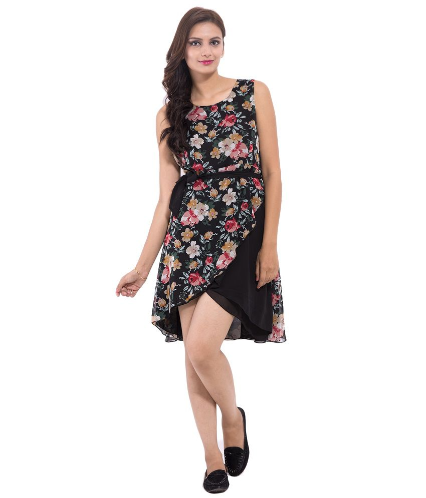 cd8f773584 GOODWILL Rayon Dresses - Buy GOODWILL Rayon Dresses Online at Best ...