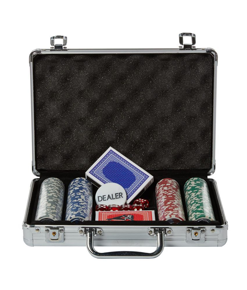 Hamleys Poker 8 Player Set
