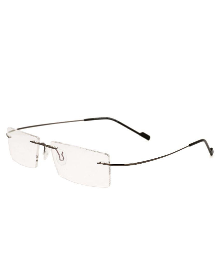 Royal Son Black Spectacles Frame