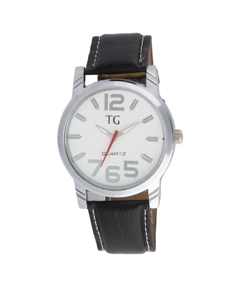 Techno Gadgets Techno Gadgets White Dial Analog Casual Watch