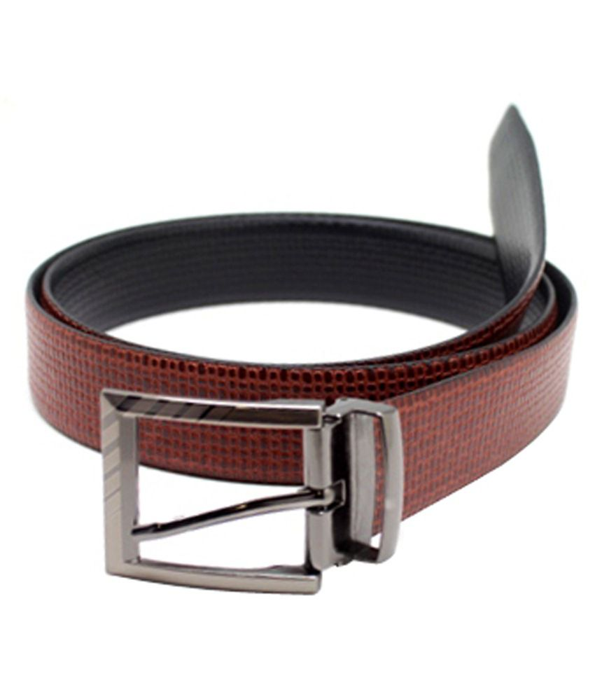 Lapalma Black Formal Reversible Belt