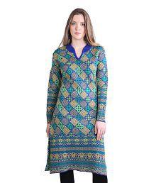 Woolen Kurtis Buy Woolen Kurtis Online At Best Prices In India On