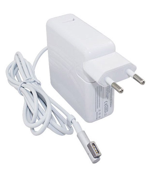 Lapsix 60 W Power Adapter For Apple Macbook MB061LL/B /1344/ A1172