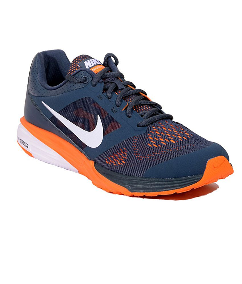 nike tri fusion run msl men sports shoes buy nike tri fusion run rh snapdeal com