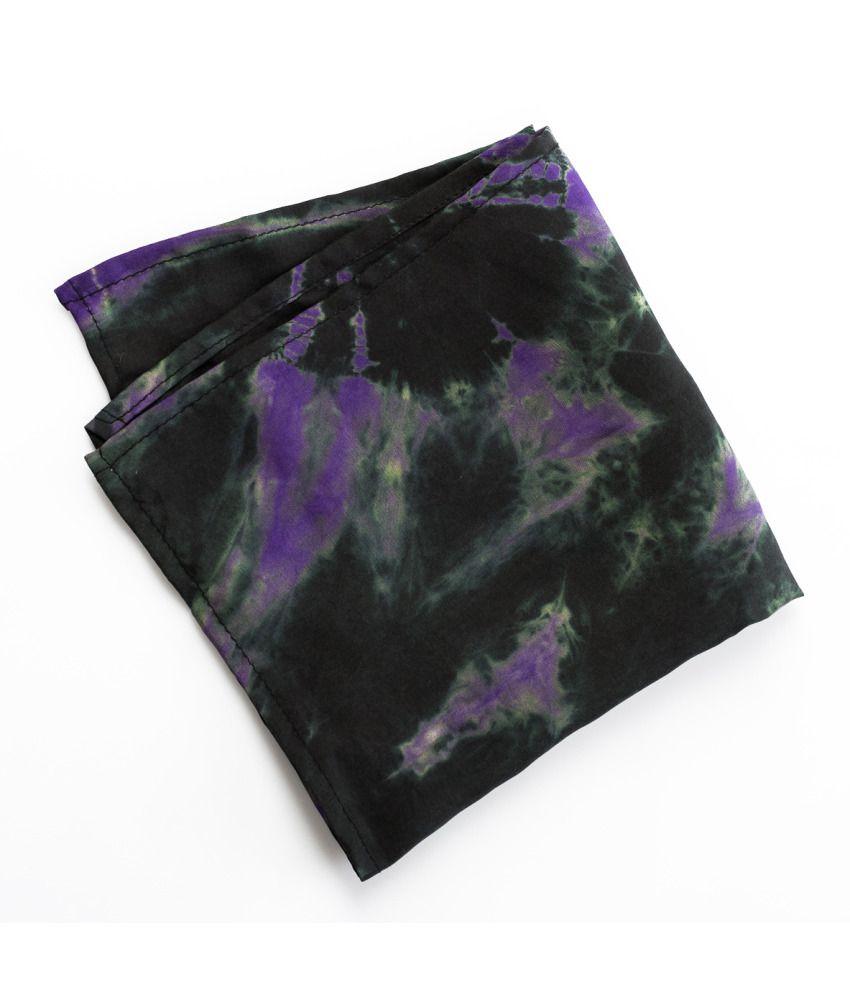 69th Avenue Multicolour Silk Pocket Square