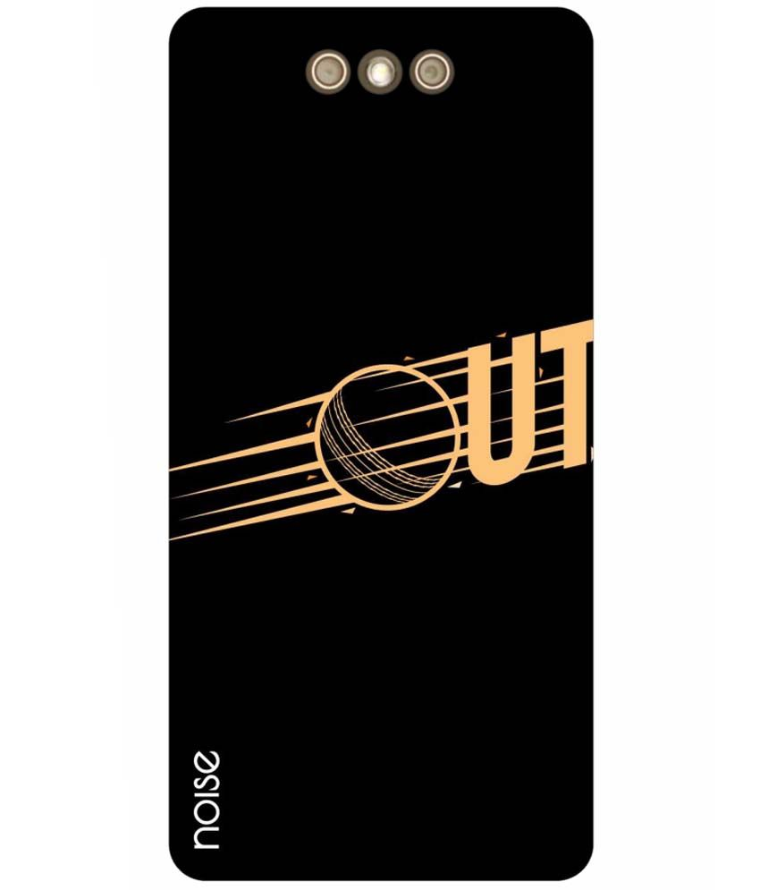 purchase cheap 6f57a 815a0 Xolo Black Printed Back Cover By Noise - Multicolor