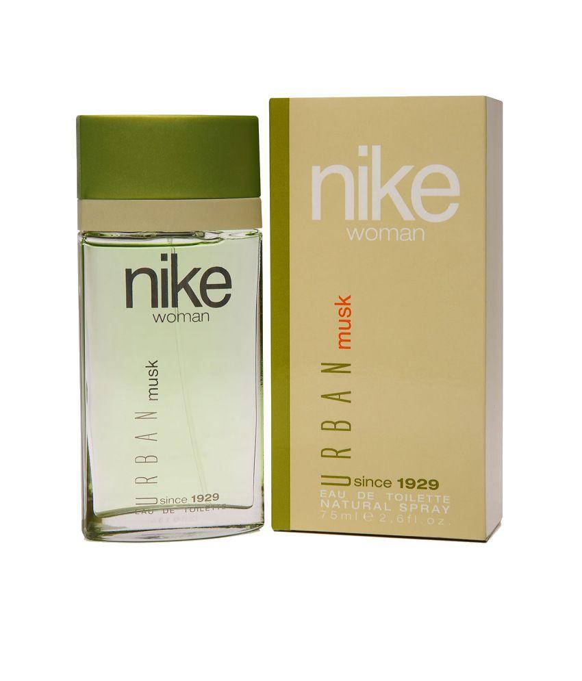 Nike Urban Musk Women Edt Perfume 75 Ml