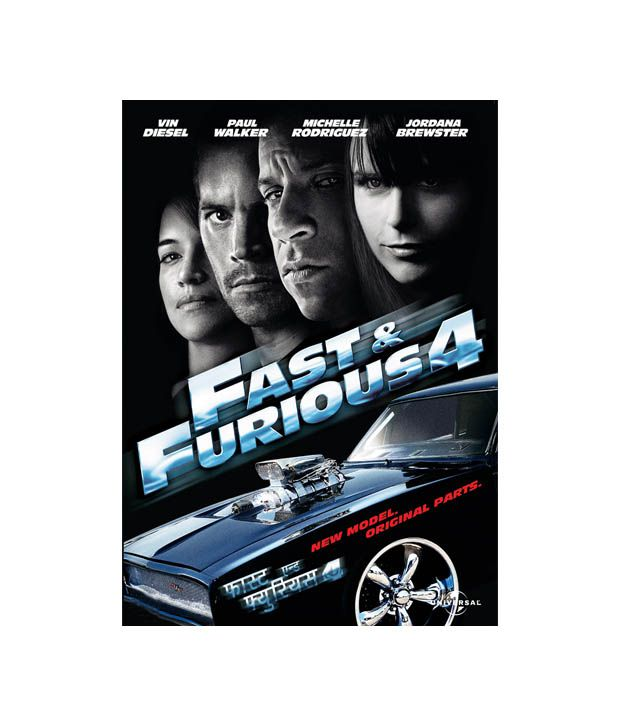 fast furious 4 hindi vcd buy online at best price in india rh snapdeal com