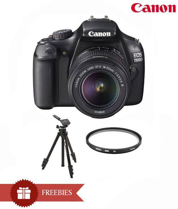 Canon EOS 1100D SLR DC(18-55mm)
