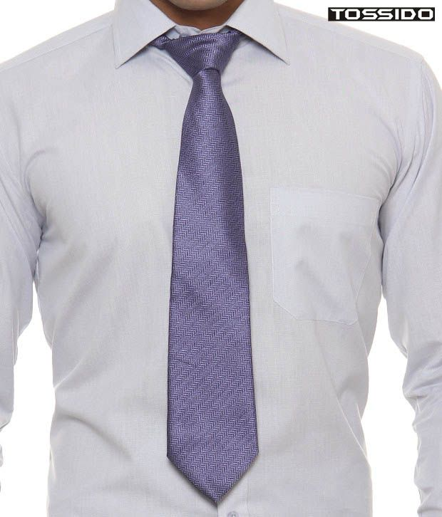 Tossido Marvellous Purple Tie