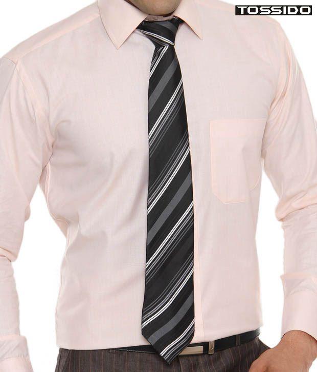 Tossido Elegant Striped Tie