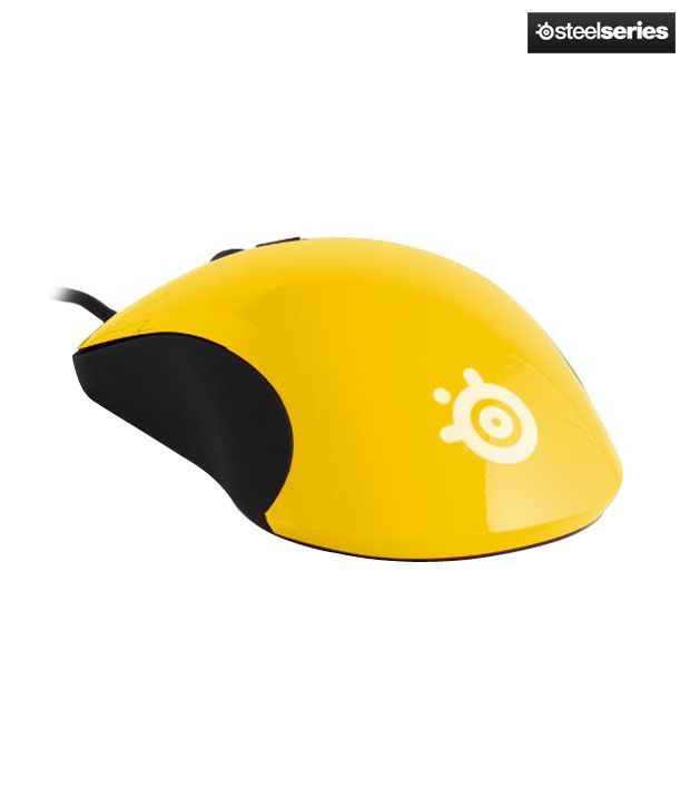Steelseries Kinzu V2 Mouse(Yellow)