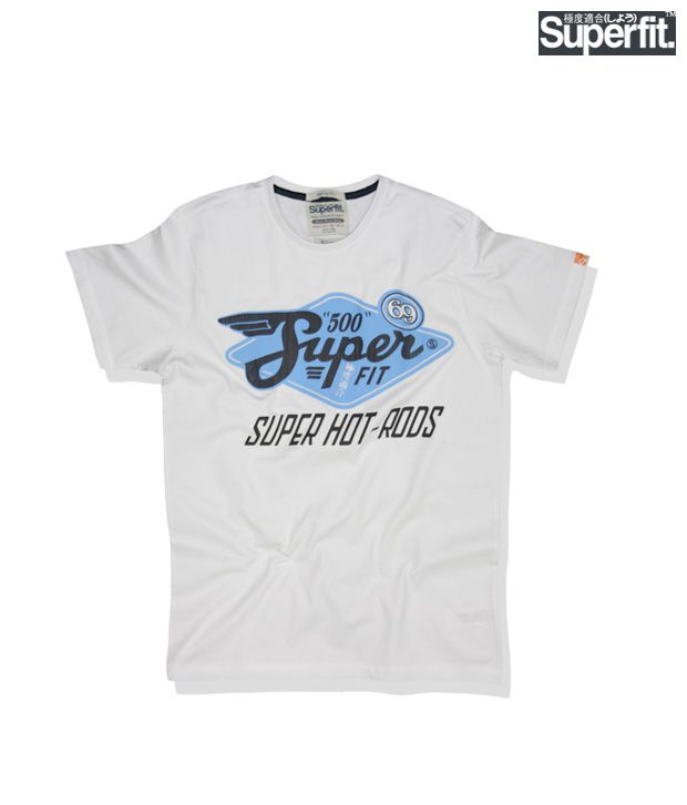 Superfit White Wings T-Shirt