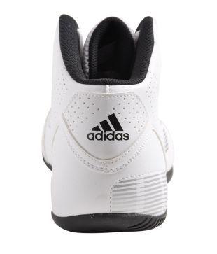 Adidas Black \u0026 White Ankle Length Spots