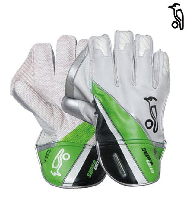 Kookaburra Super Green Wk Gloves