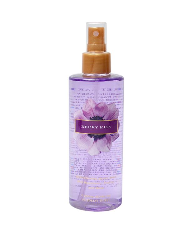 2880ff8413e82 Victoria Secret Berry Kiss Body Mist Women 250ML: Buy Online at Best ...